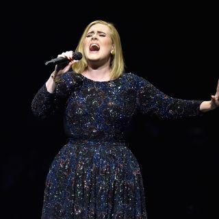 Adele si sposa e si mette a dieta
