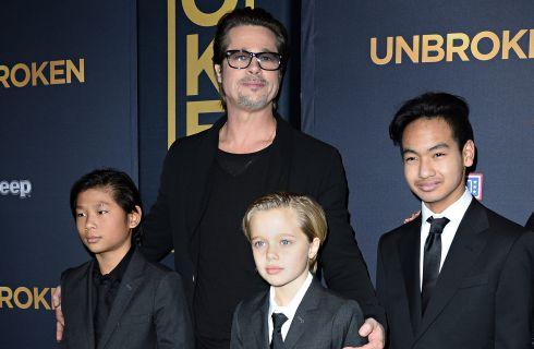 Shiloh e Pax contro Angelina Jolie, vogliono andare a vivere con Brad Pitt