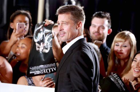 Divorzio Jolie-Pitt: Brad Pitt rischia di perdere la custodia dei figli