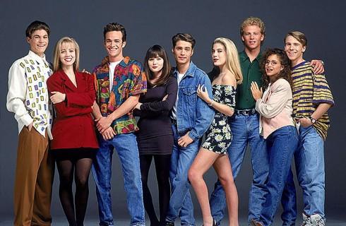 Il cast di Beverly Hills 90210 si riunisce e omaggia Shannen Doherty