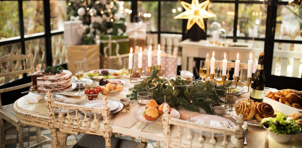 Decorazioni Natalizie Tavola 2019.Idee Per Decorare La Tavola Di Natale Eleganti Fai Da Te