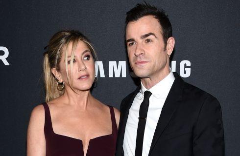 Jennifer Aniston non va ai Golden Globe 2017: la sorpresa di Justin Theroux