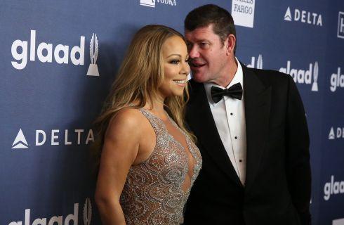 Mariah Carey lascia James Packer a causa di Scientology