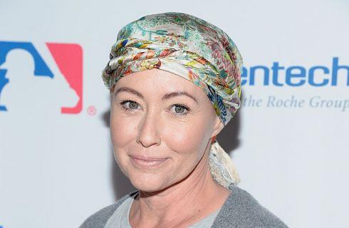 Shennen Doherty inizia la radioterapia per il cancro al seno: le foto su Instagram