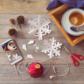 Lavoretti di Natale con carta, le idee più belle