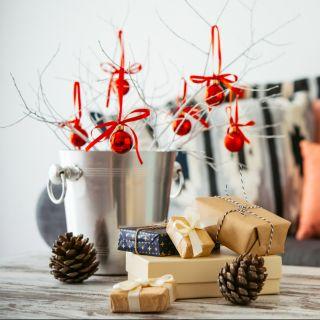 Addobbi natalizi: colori, tendenze e fai da te