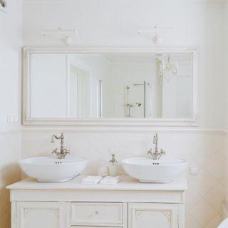 5 idee geniali per arredare un bagno piccolo