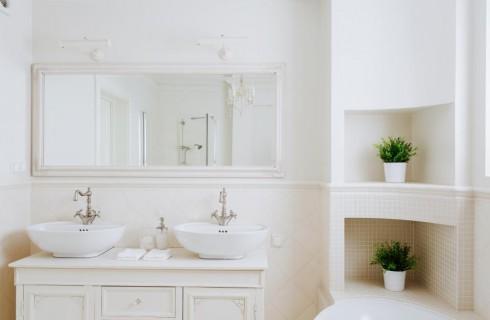 5 soluzioni salva spazio per l 39 arredo bagno diredonna - Spazio minimo per un bagno ...