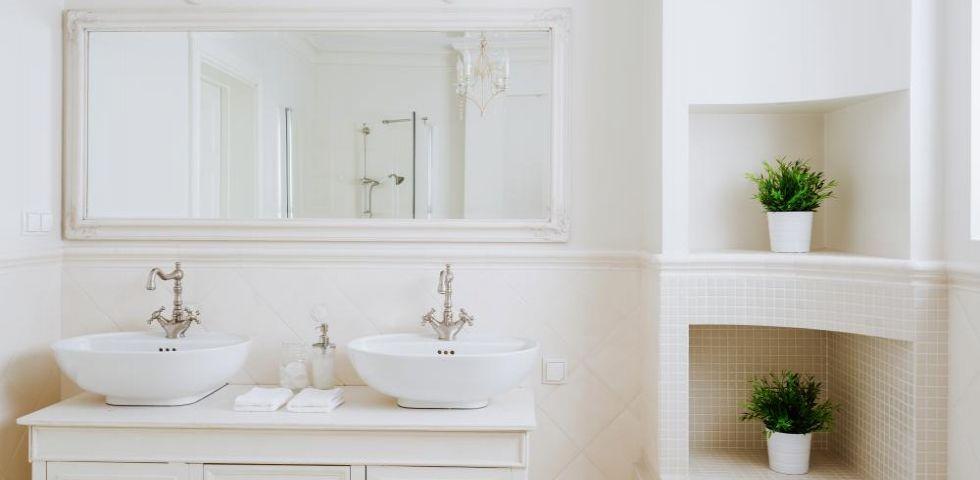 5 idee geniali per arredare un bagno piccolo diredonna - Arredare il bagno piccolo ...