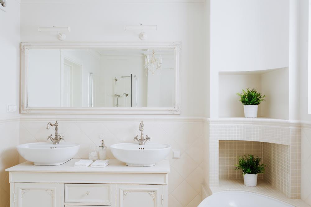 5 idee geniali per arredare un bagno piccolo diredonna