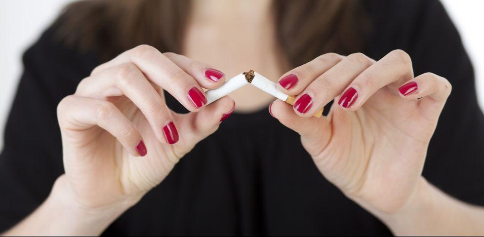 smettere di fumare ti aiuterà a perdere peso