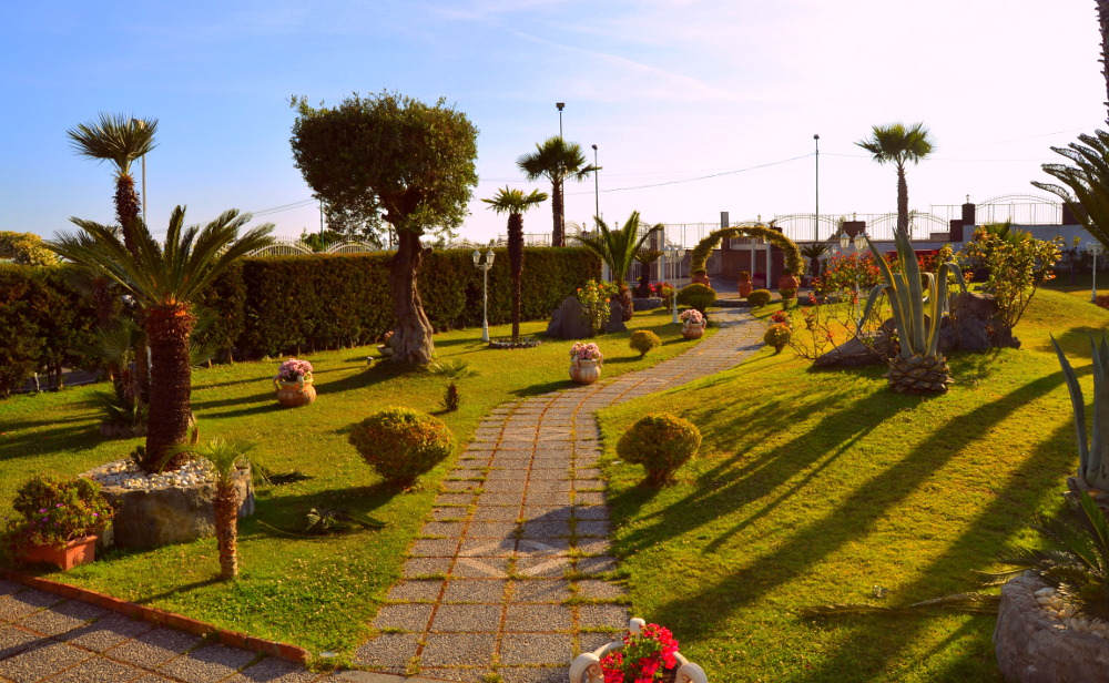 Villa Flavia, foto