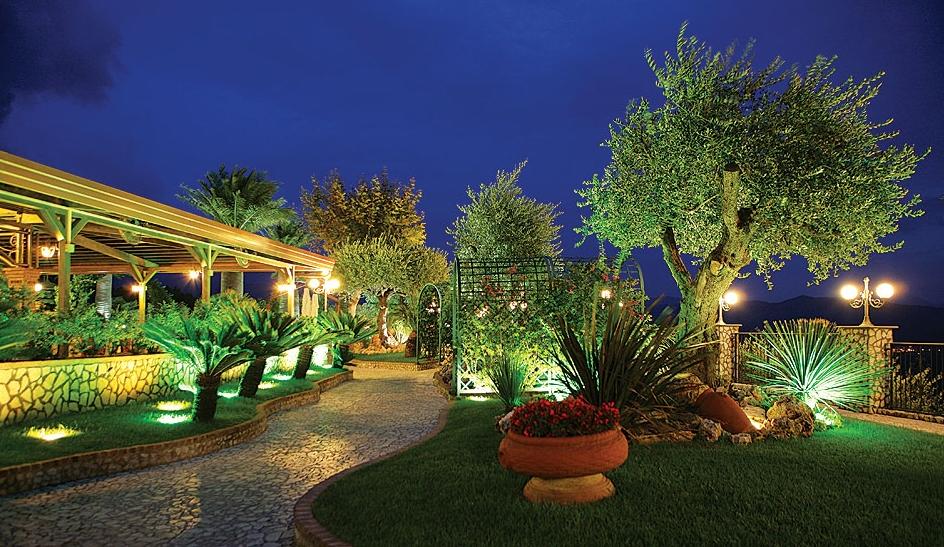 Villa Manzi, foto