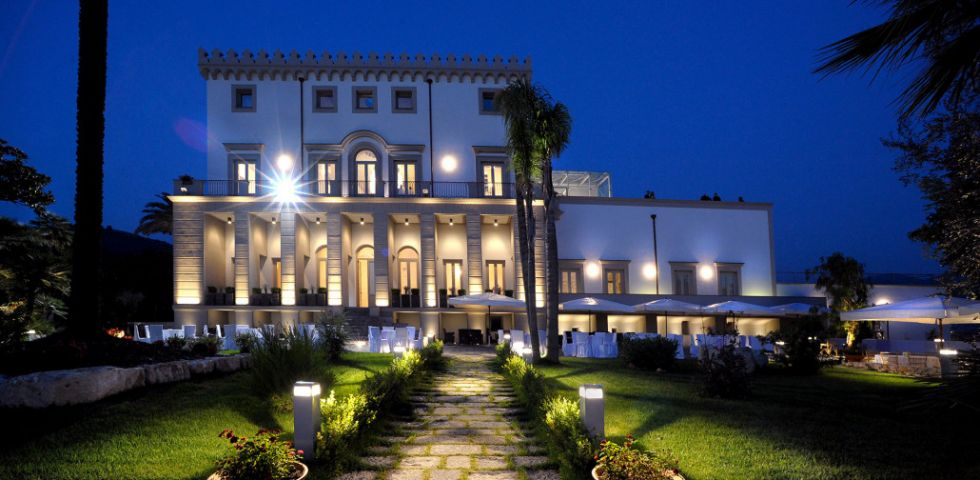 Villa Montesano, il matrimonio in una location Seicentesca