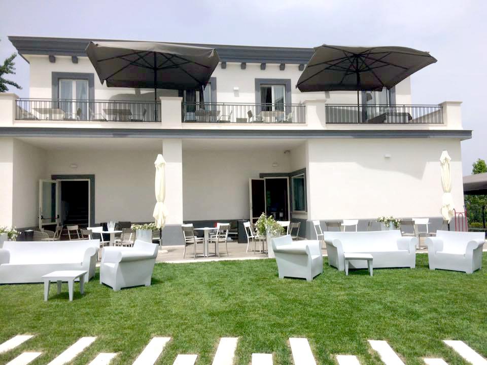 Villa Partenope, foto
