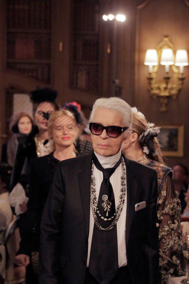 Chanel Métiers d'art 2017, foto