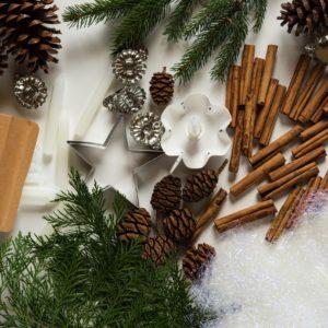 Inspiration: decorazioni homemade per la tavola di Capodanno