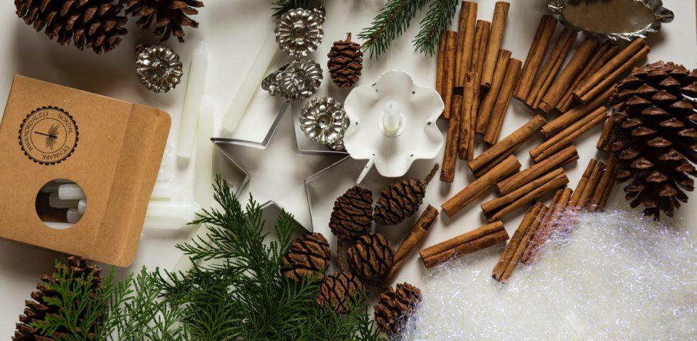 Tavola di Capodanno: decorazioni fai da te