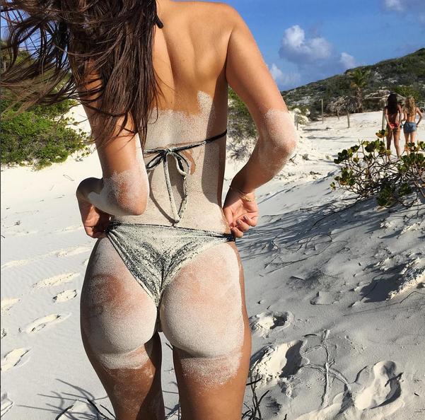 Gli Angeli di Victoria's Secret alle Bahamas, foto