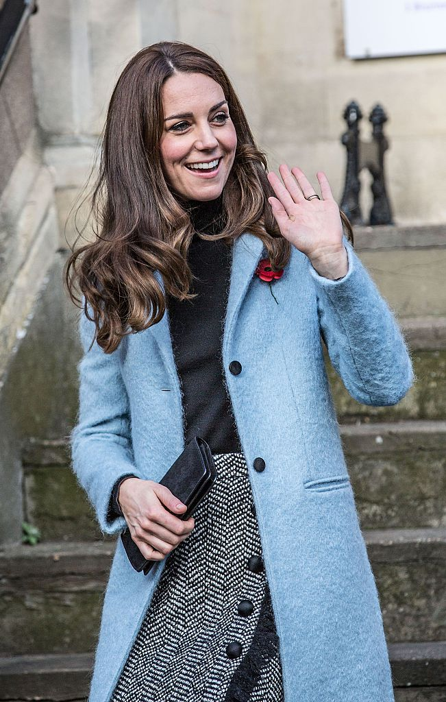 Le foto di tutti look di Kate Middleton del 2016