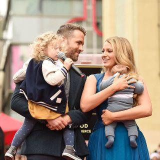 Come si chiama la figlia di Blake Lively e Ryan Reynolds