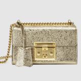 Gucci, Borsa a spalla Padlock (1.450 euro)