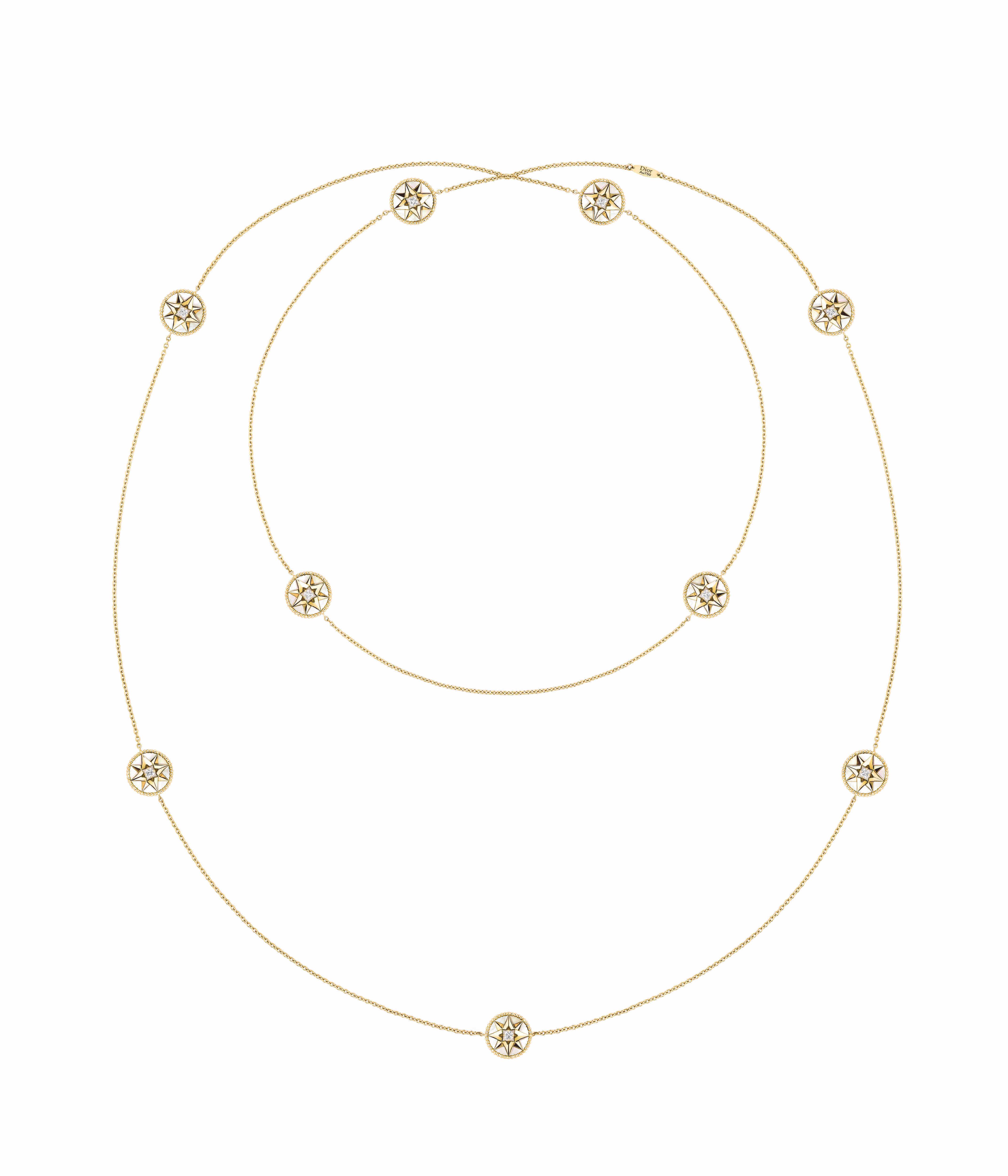 Gioielli Dior, la collezione Rose des vents con foto e prezzi