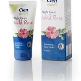 Cien di Lidl, crema notte alla rosa canina (3,49 euro)