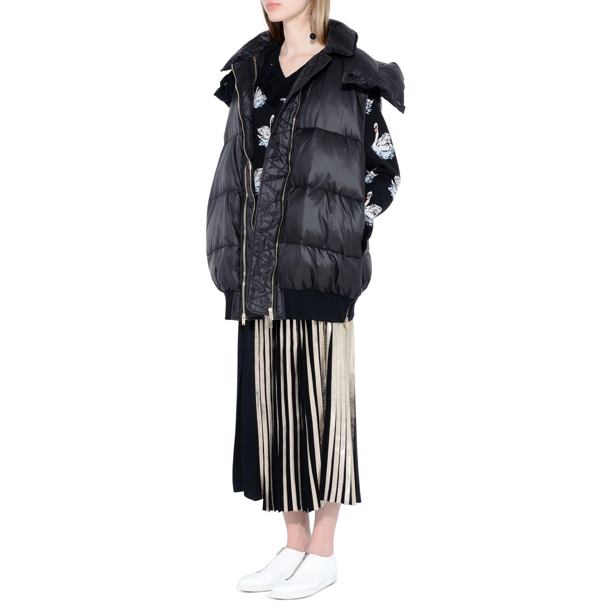 Moda Inverno 2017, gonne a pieghe lunghe, le foto