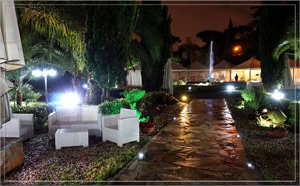 Villa Doria, foto