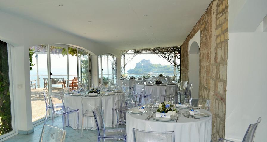 Villa Rossana, a Bacoli: recensioni matrimoni e prezzi | DireDonna