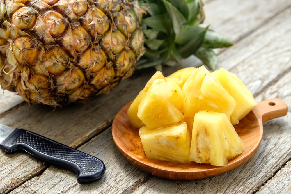 frutta alcalina