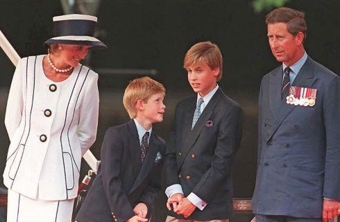 Il Principe Harry parla del dolore causato dalla morte di Lady Diana