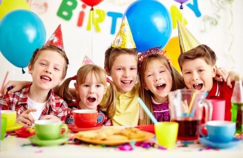 Feste per bambini: 9 idee