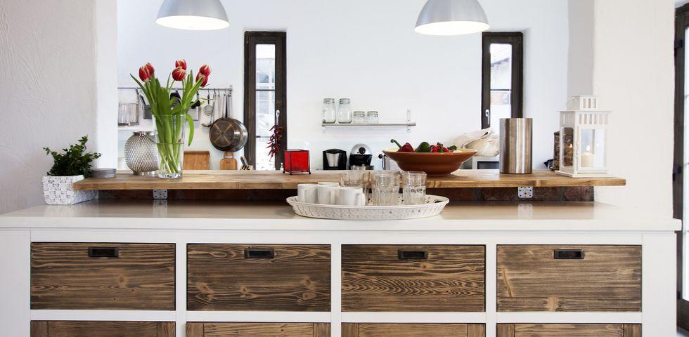Come arredare casa rustica diredonna for Arredamento moderno casa piccola