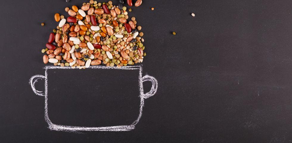 riso e spinaci per dieta