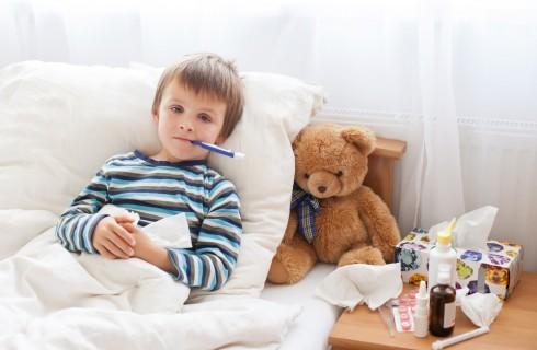 Cosa fare quando i bambini hanno la febbre