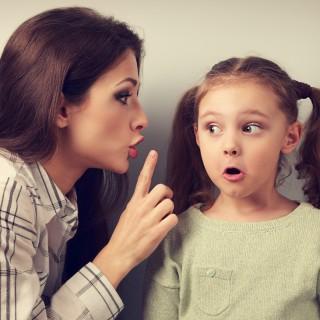 Cosa fare quando i bambini non ascoltano