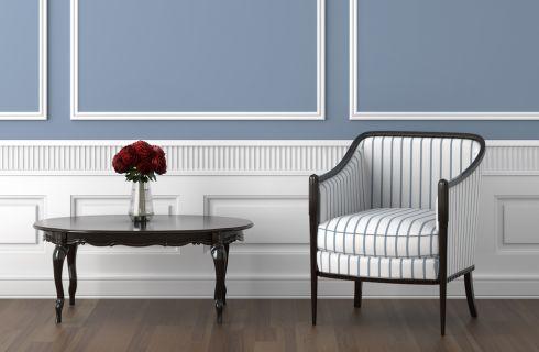 Come arredare casa classica