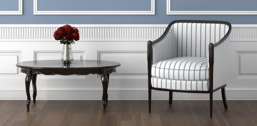 Come arredare casa classica diredonna for Casa rustica classica