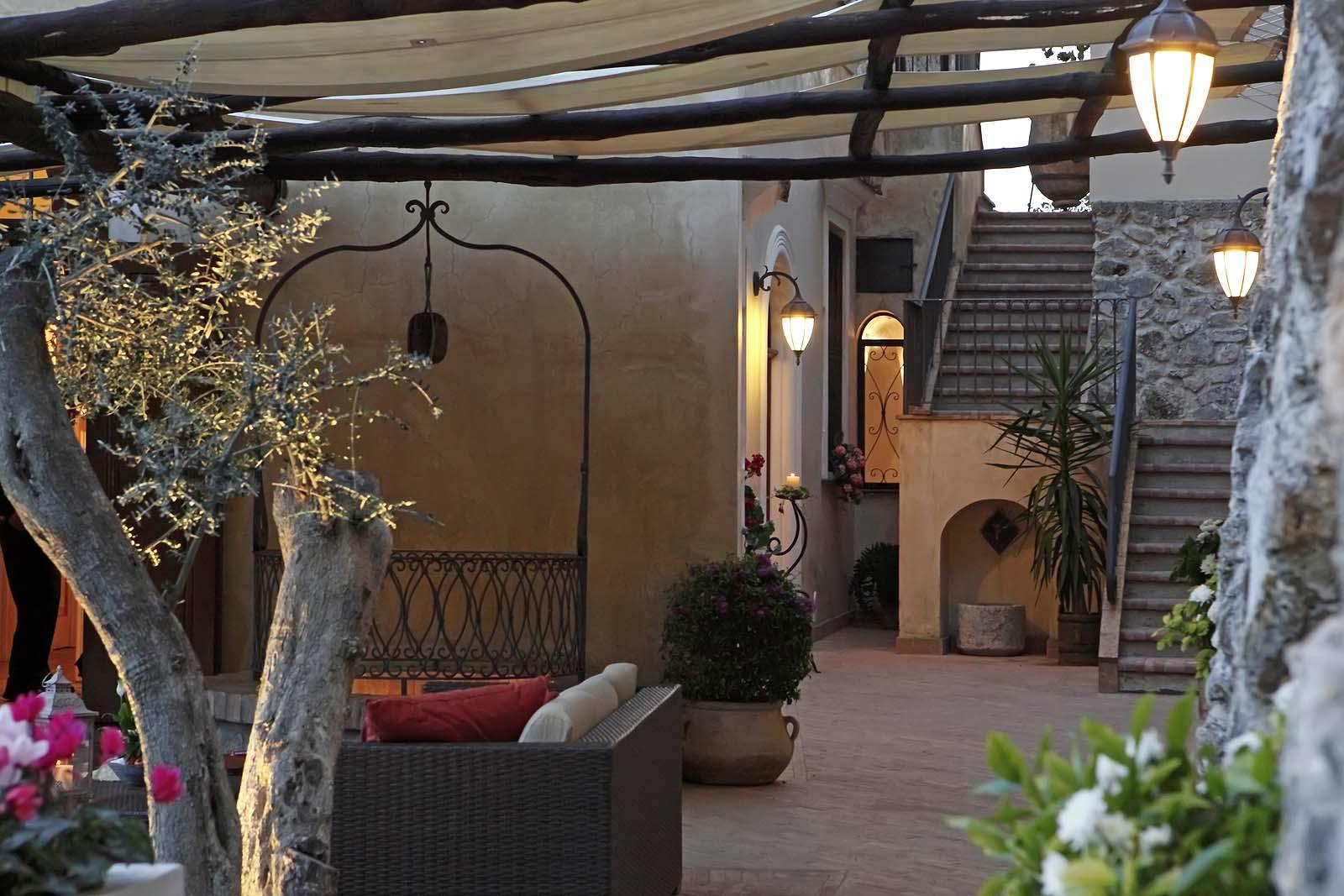 Villa Alba d'Oro, foto