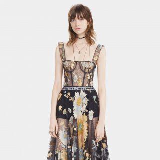 Dior Fall 2017: la vagabonda chic di Maria Grazia Chiuri