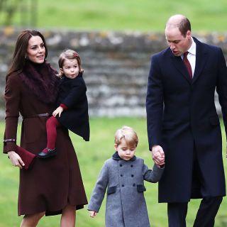 I ruoli di George e Charlotte alle nozze di Pippa Middleton