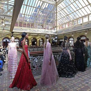 Valentino sfila a New York con la collezione Pre Fall 2017
