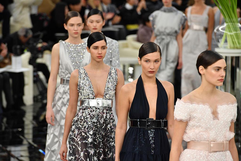 Chanel Haute Couture Primavera Estate 2017, foto