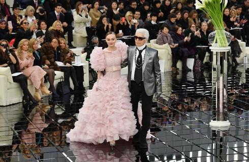 Chanel Haute Couture Primavera Estate 2017 sfila a Parigi
