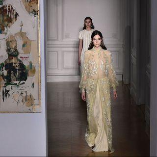 Le due anime di Piccioli per l'Haute Couture di Valentino