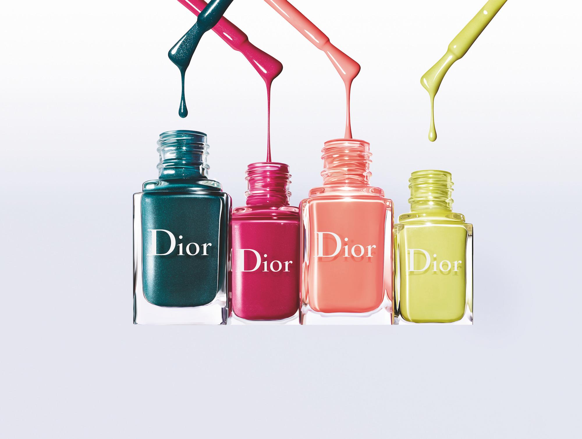 Dior make up primavera 2017, rossetti, smalti, gloss e ombretti di tendenza, foto e prezzi