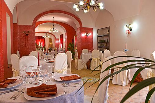 Villa Giaquinto, foto