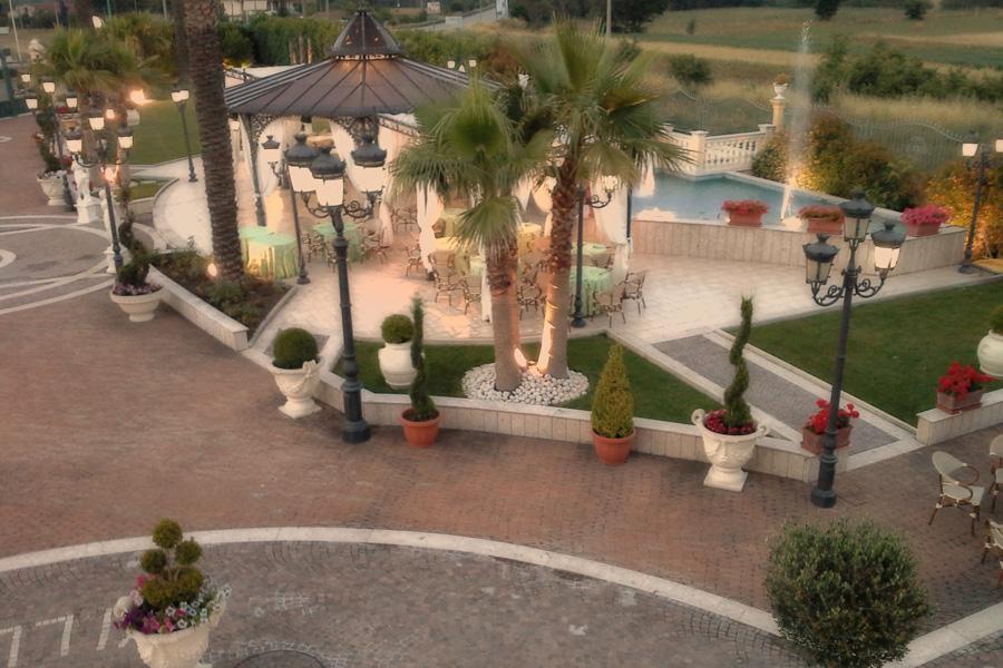 Villa Rosa Ristorante, foto